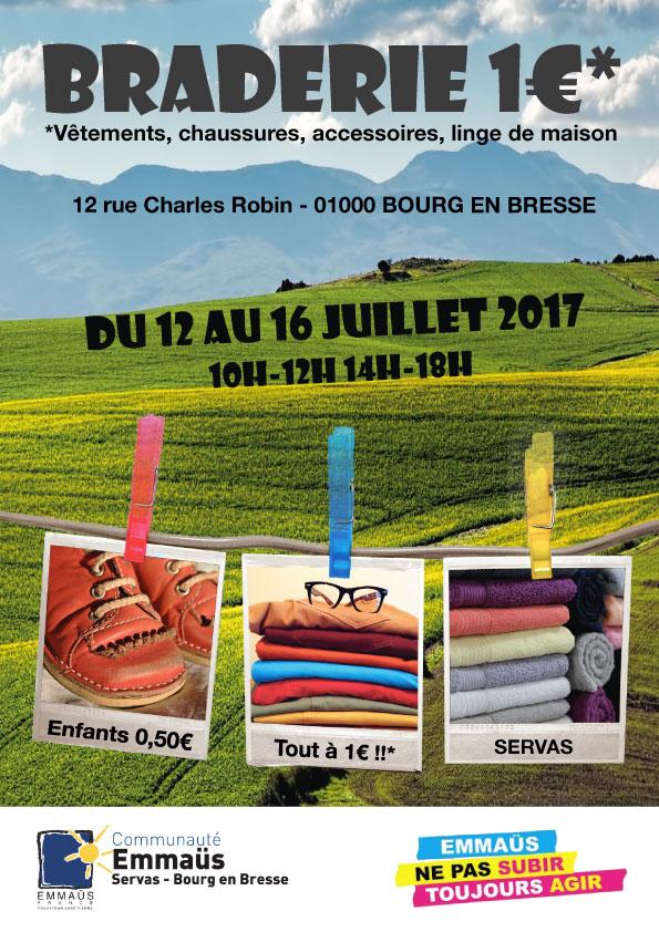 Braderie Bourg En Bresse : braderie fripe 1euro vente sp ciale emma s bourg en bresse ~ Dailycaller-alerts.com Idées de Décoration